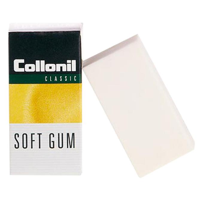 Čistící guma na hladkou useň collonil, černá, bílá, 902-6036 - 13