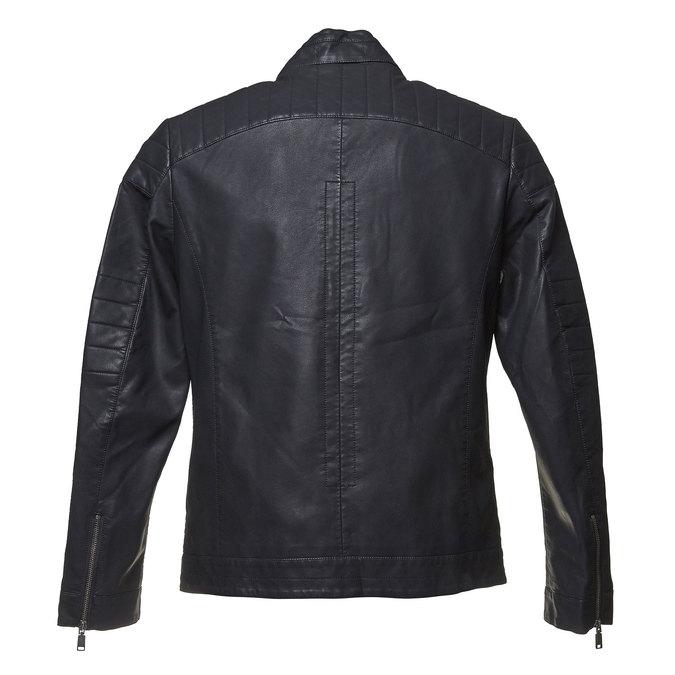 Pánská bunda bata, černá, 971-6167 - 26