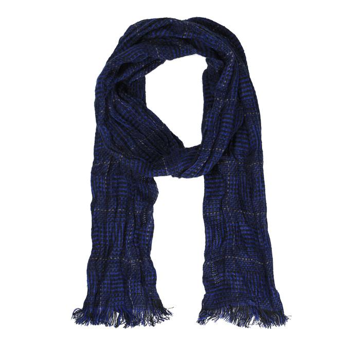 Ležérní modrý šátek bata, fialová, 909-9233 - 13