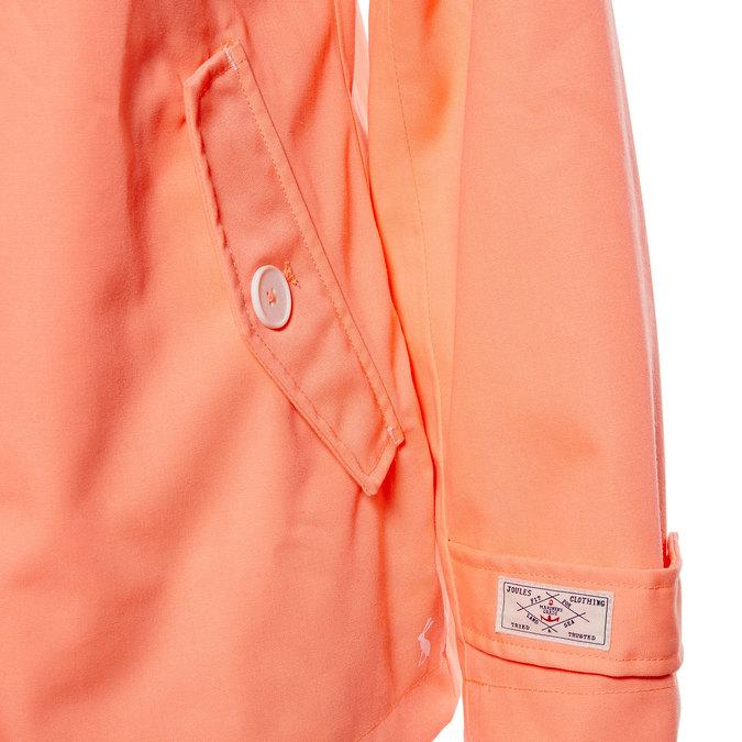 Dámská jarní bunda s kapucí joules, oranžová, 979-5013 - 16