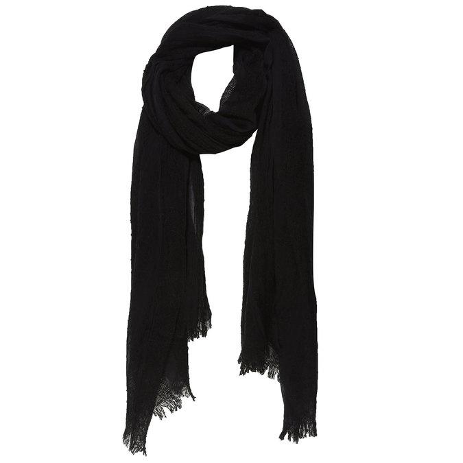 Scarf bata, černá, 909-6215 - 13