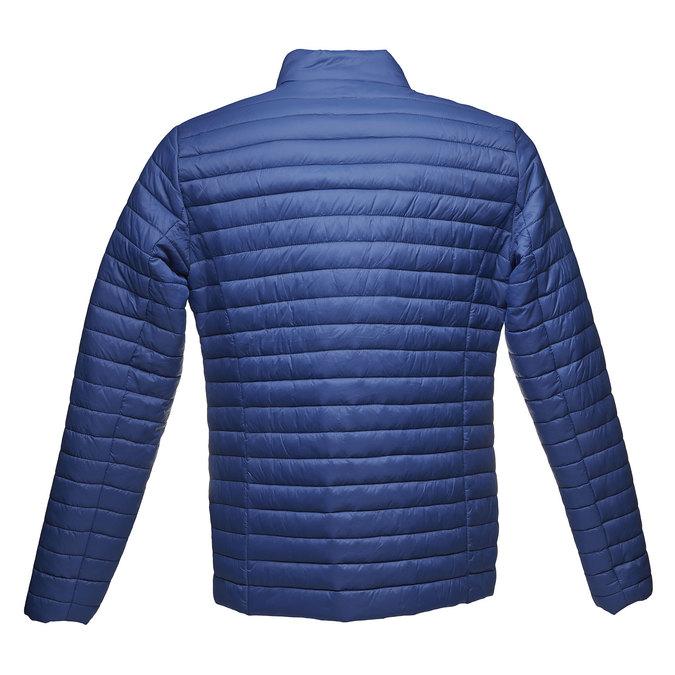 Pánská prošívaná bunda bata, modrá, 979-9515 - 26