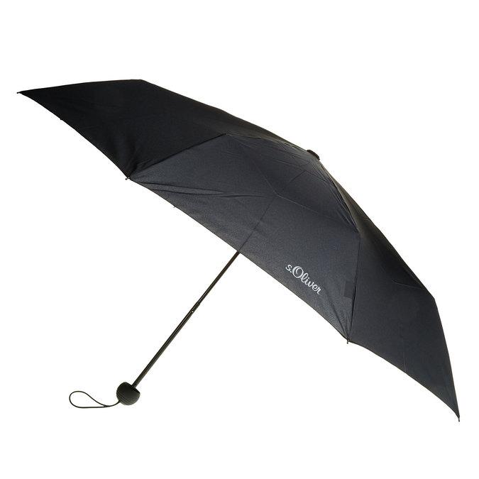 Deštník s-oliver, černá, 909-6109 - 13