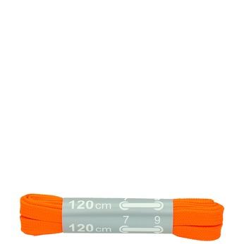 Barevné tkaničky bata, oranžová, 999-3266 - 13
