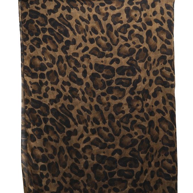 Dámský šátek bata, hnědá, 909-4311 - 26