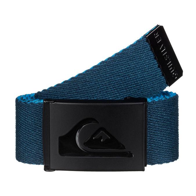 Textilní opasek quiksilver, modrá, 959-9022 - 13