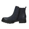 Dámská kotníčková obuv bata, modrá, 696-9606 - 26