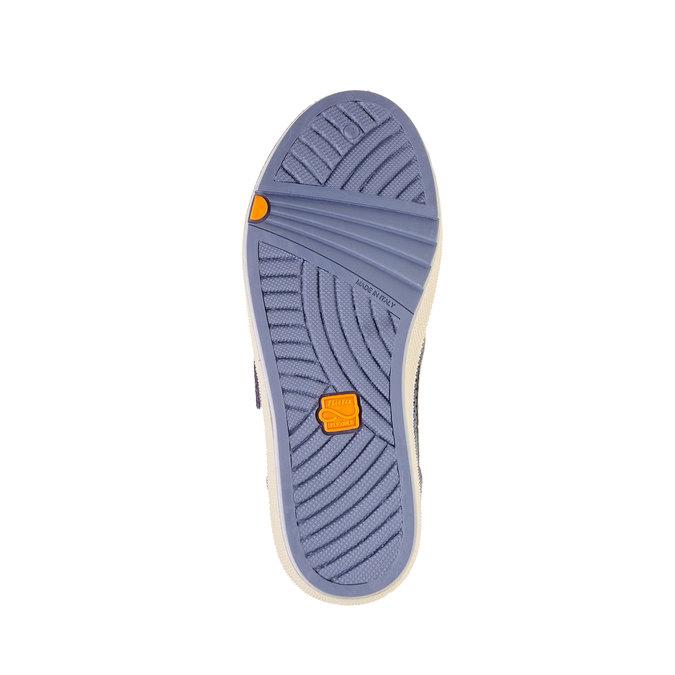 Dětské tenisky s perforací flexible, modrá, 311-9217 - 26
