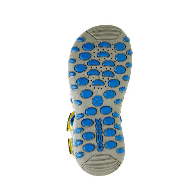 Dětské sandály geox, modrá, 361-9105 - 26