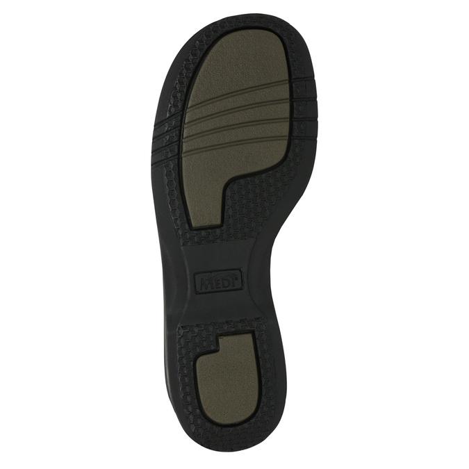 Dámská zdravotní obuv medi, červená, 544-5494 - 26