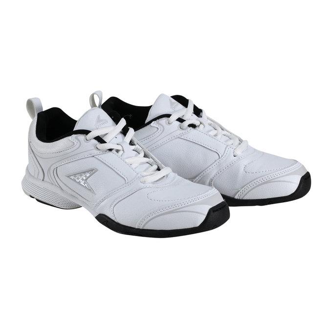 Dámská sportovní obuv power, bílá, 501-1088 - 26