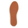 Dámské tenisky s barevným potiskem superga, oranžová, 589-5219 - 26