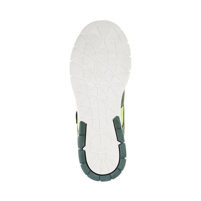 Dětské tenisky mini-b, zelená, 311-7192 - 26
