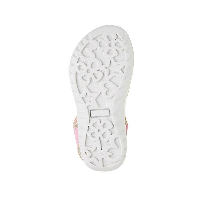 Dětské sandály mini-b, růžová, 361-5119 - 26