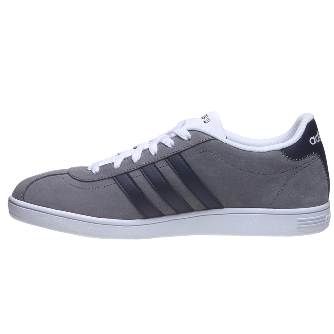 Pánská vycházková obuv adidas, šedá, 803-2122 - 15