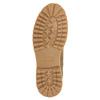 Pánská zimní obuv kožená weinbrenner, hnědá, 896-3102 - 26