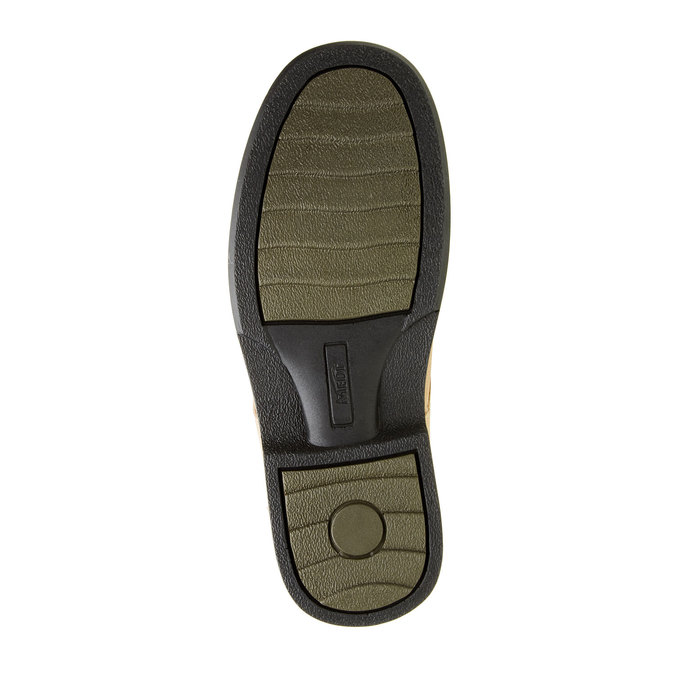 Pánská zdravotní obuv medi, béžová, 824-8171 - 26