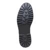 Semišové Chelsea bata, hnědá, 893-2373 - 26