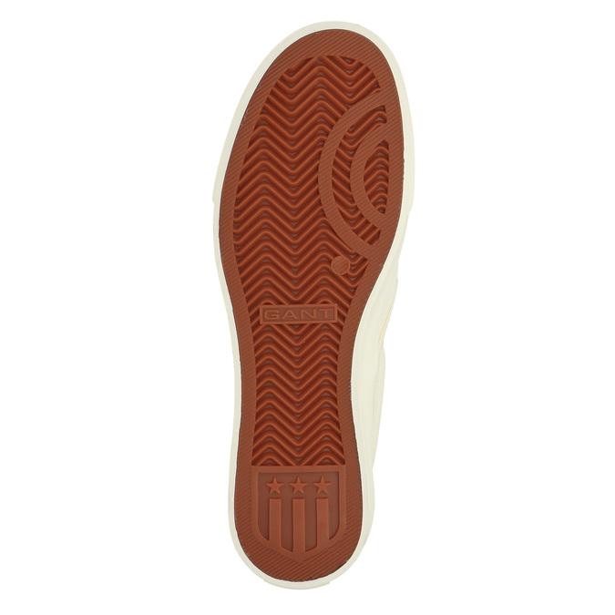 Pánská obuv Slip-On gant, bílá, 839-1005 - 26