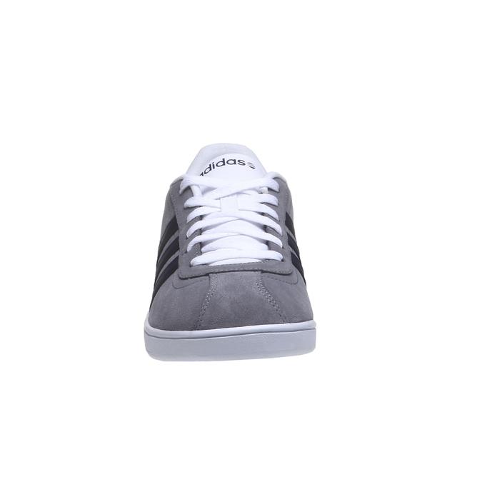 Pánská vycházková obuv adidas, šedá, 803-2122 - 16