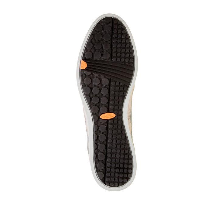 Pánské ležérní tenisky flexible, šedá, 826-2638 - 26