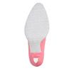 Růžové lodičky ve sportovním designu bata, růžová, 726-5630 - 26
