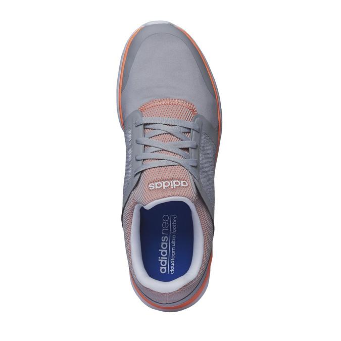Dámská sportovní obuv adidas, šedá, 509-2686 - 19