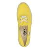 Žluté dámské tenisky tomy-takkies, žlutá, 519-8691 - 19
