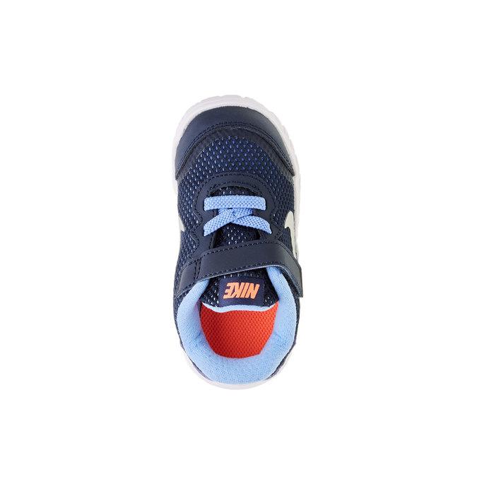 Dětské sportovní tenisky nike, modrá, 109-9178 - 19