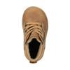 Kožená kotníčková obuv dětská richter, hnědá, 194-8001 - 19
