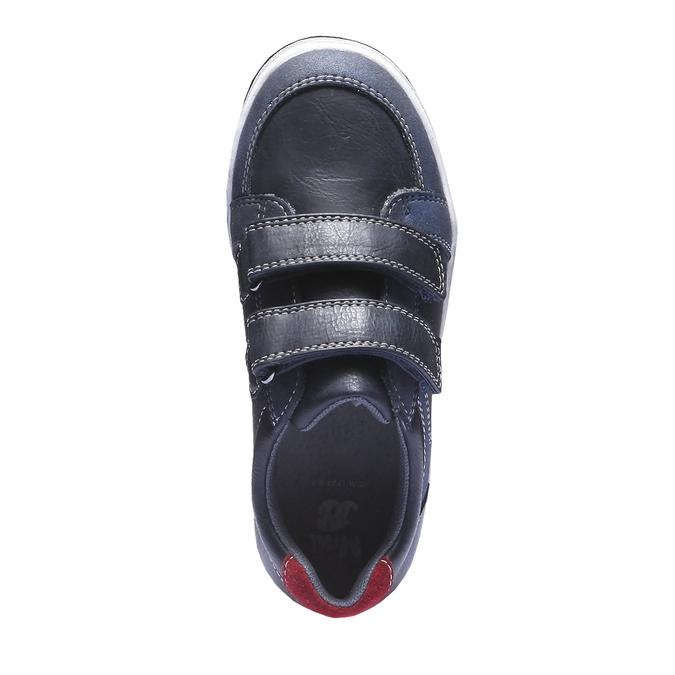 Tenisky na suchý zip mini-b, modrá, 311-9119 - 19
