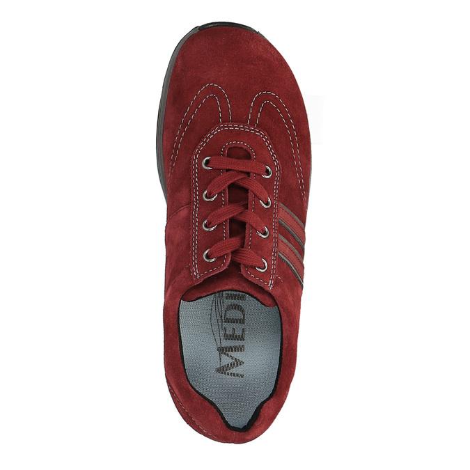 Dámská zdravotní obuv medi, červená, 556-5321 - 19