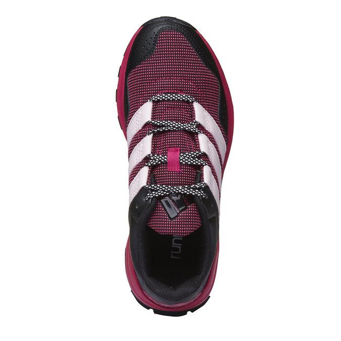 Dámské sportovní tenisky adidas, červená, 509-5511 - 19