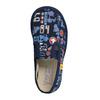 Dětská domácí obuv bata, modrá, 279-9104 - 19