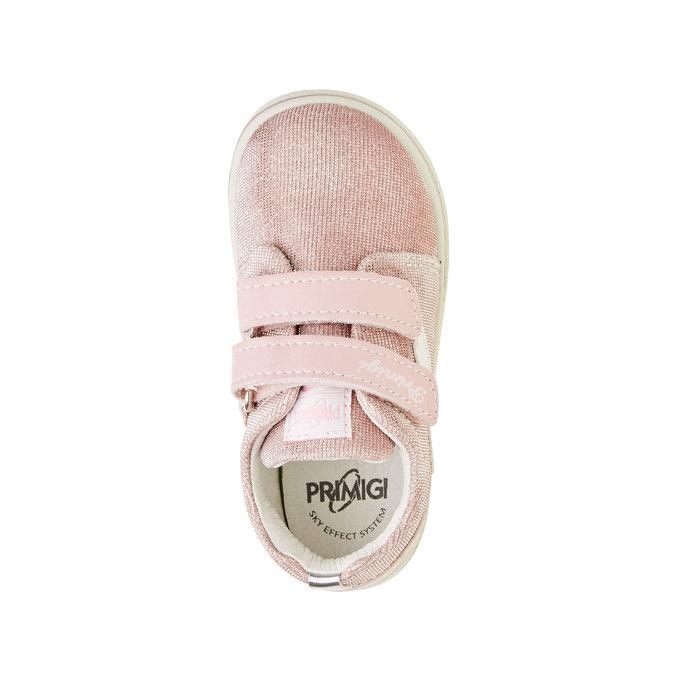 Růžové dívčí tenisky primigi, růžová, 129-5002 - 19