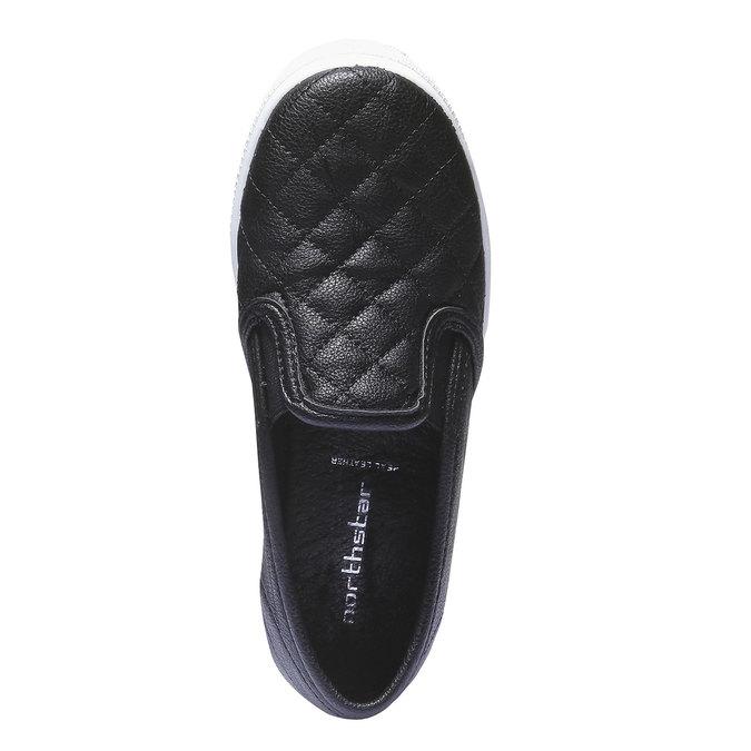 Kids shoes north-star-junior, černá, 321-6130 - 19