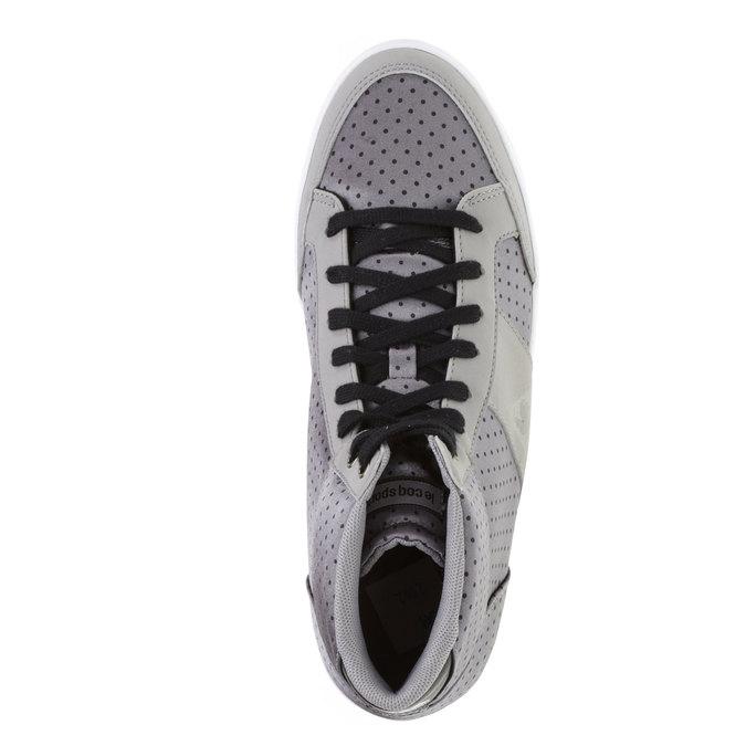 Kotníčkové tenisky le-coq-sportif, šedá, 509-2102 - 19