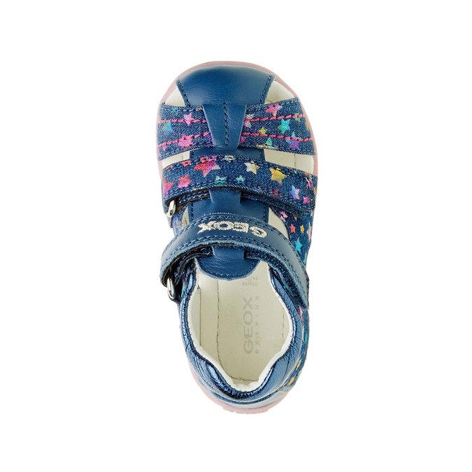 Dětské sandály geox, modrá, 169-9100 - 19