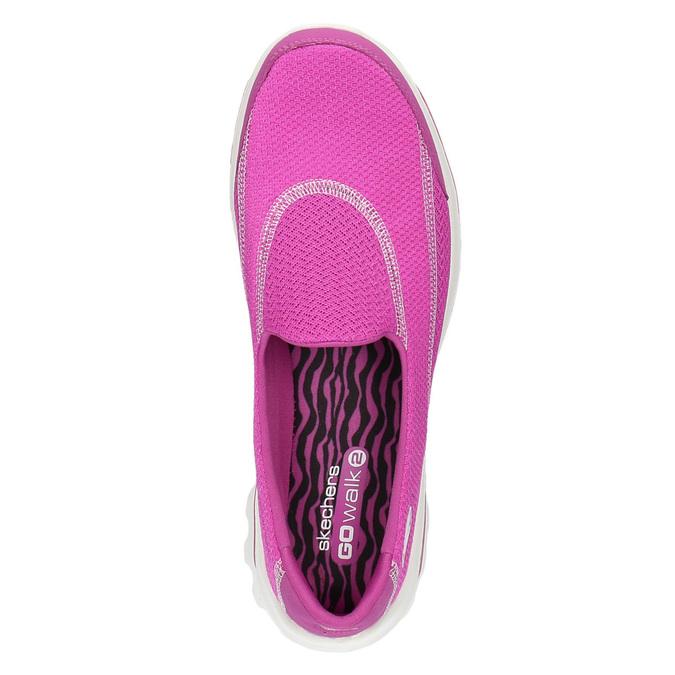 Sportovní Slip on boty skechers, růžová, 509-5708 - 19