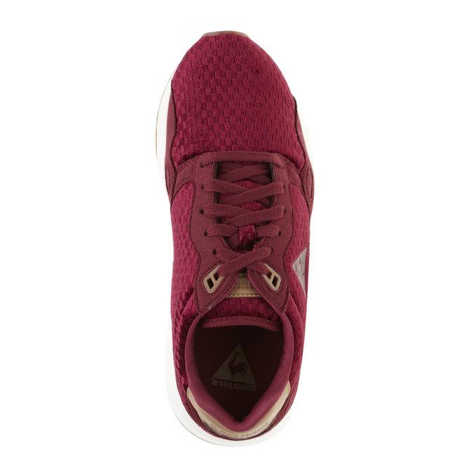 Sportovní běžecká obuv le-coq-sportif, červená, 509-5104 - 19