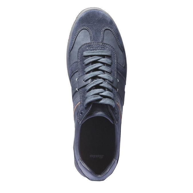Pánské tenisky bata, modrá, 841-9426 - 19