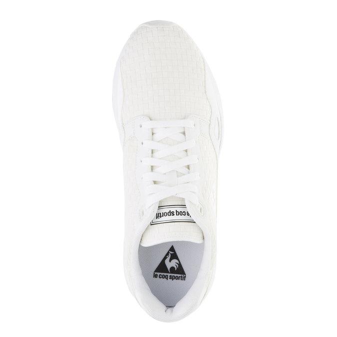 Bílá pánská sportovní obuv le-coq-sportif, bílá, 809-1126 - 19