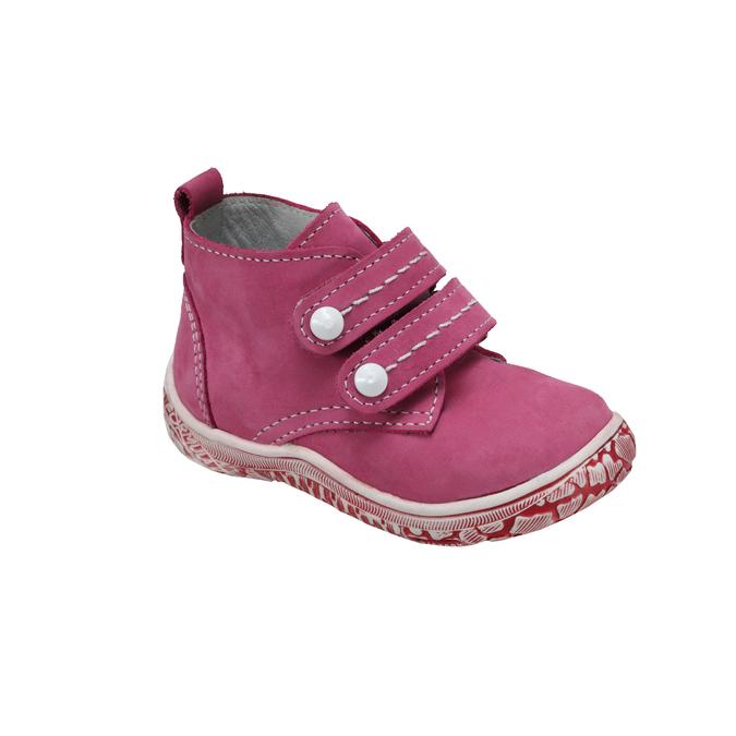 Dětské tenisky na suchý zip bata, červená, 126-5123 - 13