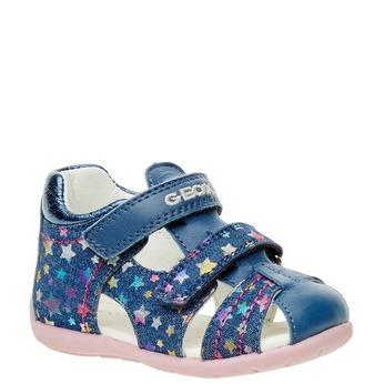 Dětské sandály geox, modrá, 169-9100 - 13
