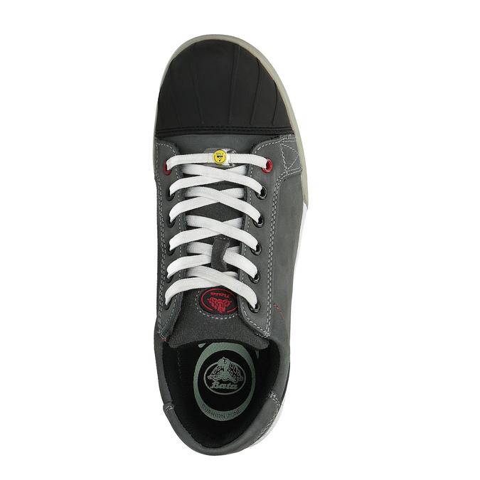 Pánská pracovní obuv BICKZ 728 ESD S3 bata-industrials, šedá, 846-2612 - 19