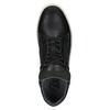 Pánské ležérní tenisky bata, černá, 844-6624 - 19