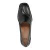 Dámské kožené lodičky bata, černá, 714-6100 - 19