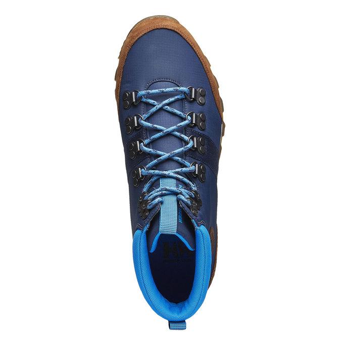Zimní kotníkové boty helly-hansen, modrá, 899-9001 - 19