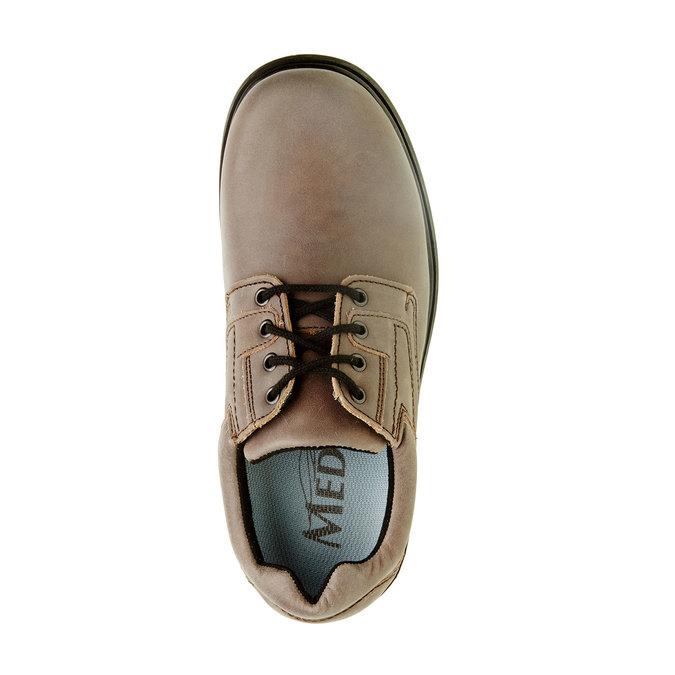 Pánská zdravotní obuv Tom (054.6) medi, hnědá, 854-4231 - 19