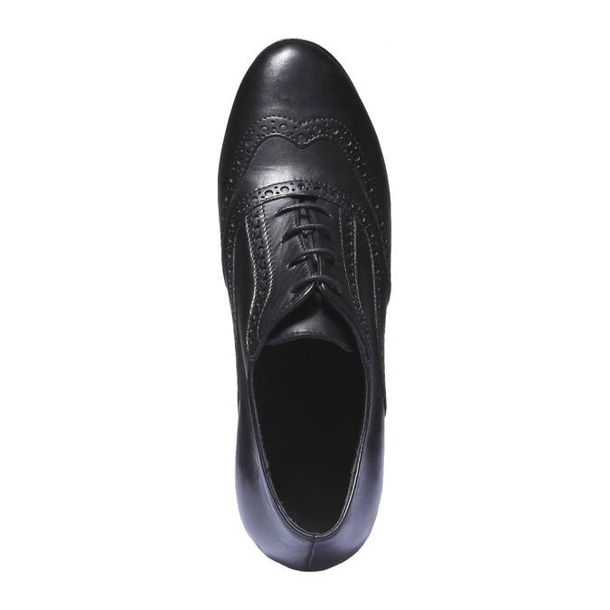 Women ankle boots bata, černá, 624-6142 - 19